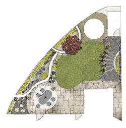 23 Hawthorn Lodge Castleknock Garden Plan